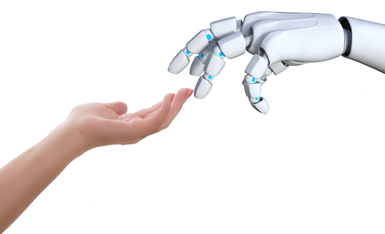 robot connection