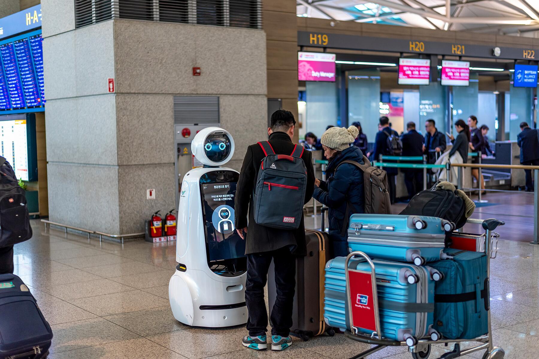 travel robot
